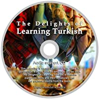 The Delights of Learning Turkish: A self-study course book Audio Support CD