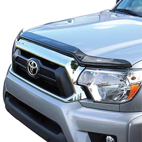 2013 Toyota Tacoma Bug - Wade 72-97166 Smoke Platinum Bug Shield