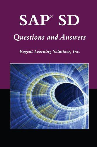 SAP SD: Questions and Answer (Jones and Bartlett Publishers Sap) Pdf
