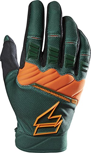 (Shift Racing Recon Camo Men's Off-Road Motorcycle Gloves - Green Camo/Large)
