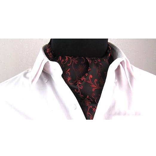 LIANGJUN Seda Corbata Bufanda Hombres Elegant Corbata Camisa ...