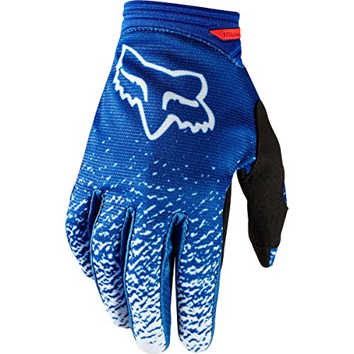 Motorcycle Dirtpaw Gloves (2018 Fox Racing Womens Dirtpaw Gloves-Blue-M)