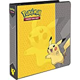 Ultra Pro Pokemon Pikachu 3-Ring Binder Card Album, 2-Inch