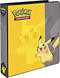 Ultra Pro UPPOKPIK2IALB 2'' Pokemon Pikachu Album, Yellow