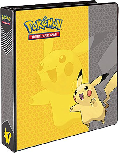 Price comparison product image Pokemon Pikachu 3-Ring Binder Card Album, 2""
