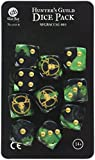 Steamforged Games Guild Ball Hunters Dice (10 Piece)