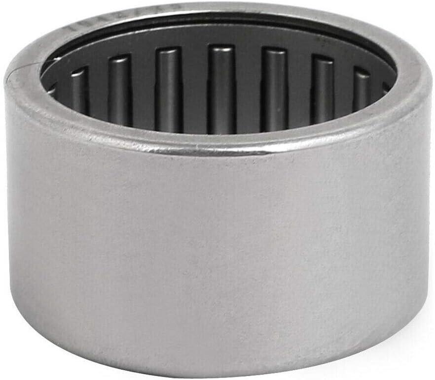 1x Roulements /à aiguille roulement /à aiguille double voie avoir tol/érance /à la chaleur et durabilit/é sous (HK0408 4 x 8 x 8 mm)
