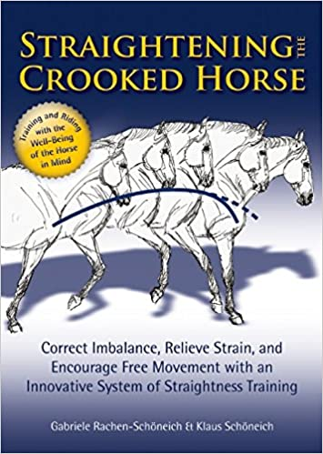 Image result for straightening the crooked horse