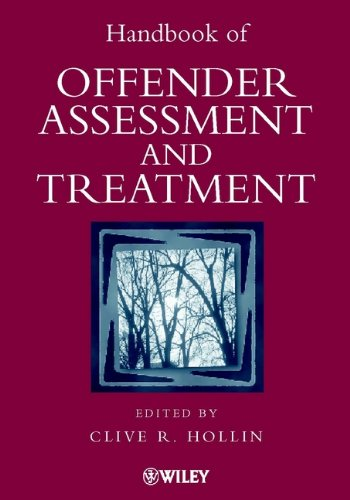 Download Handbook of Offender Assessment and Treatment Pdf