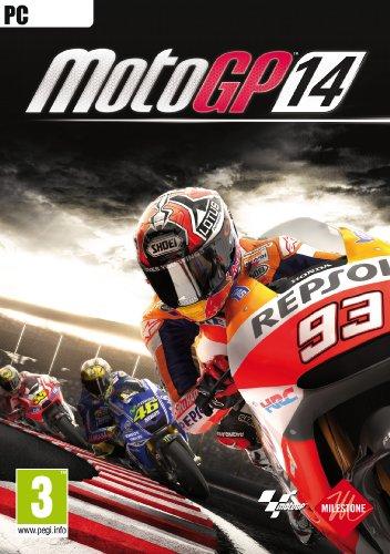 MotoGP 14 [Online Game Code] (Motogp Game)