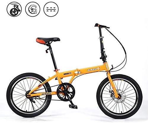 折りたたみ自転車、大人の子供用自転車、軽量衝撃吸収マウンテンバイク、オフロードグレードの滑り止めタイヤ自転車ユニセックス