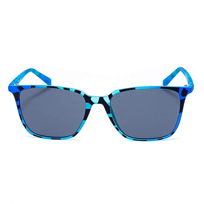 Italia Independent Unisex Adults/' 0039-147-027 Sunglasses Azul 52.0 Blue