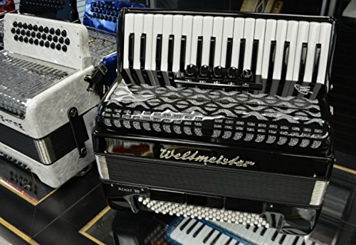 Weltmeister-Achat-80-Bass-Piano-Accordion-Black
