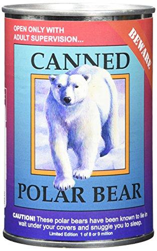 Canned Critter: Polar Bear ()