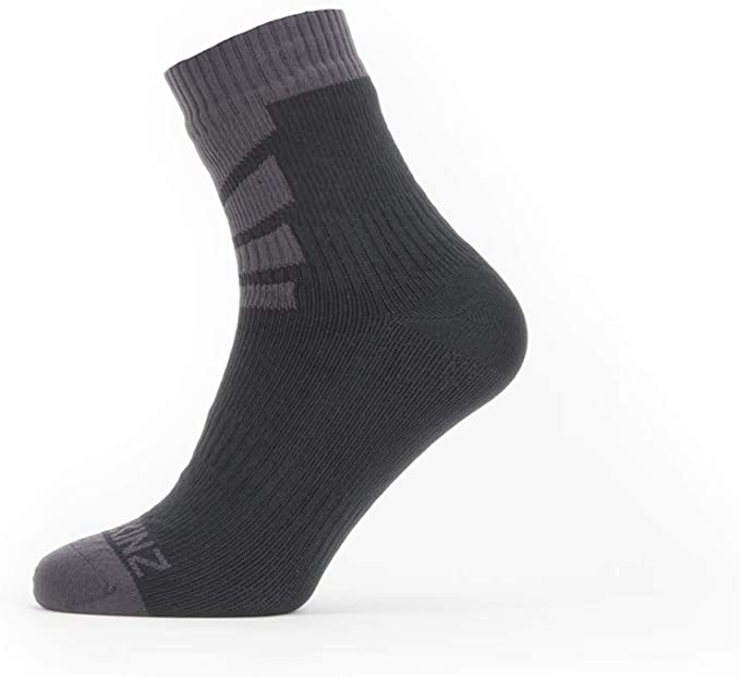 Seal Skinz Waterproof Warm Weather Ankle Length Sock With Hydrostop Calcetines Unisex adulto