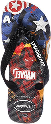 Pictures of Havaianas Kid's Top Marvel Avengers Sandal ( 4