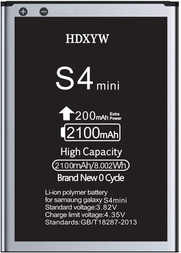 HDXYW Batería compatible con Samsung Galaxy J7 2016 / J710, 3600 mAh, NO NFC Batería de repuesto mejorada para teléfonos móviles con alta capacidad Fabricación en 2020