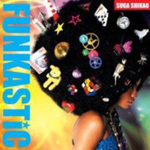 CD : Shikao Suga - Funkastic (CD)