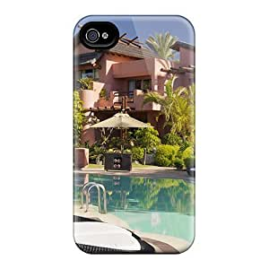 New Fashionable CaroleSignorile MxK11679QqOs Covers Cases Specially Made For Iphone 6(villas With Pool)
