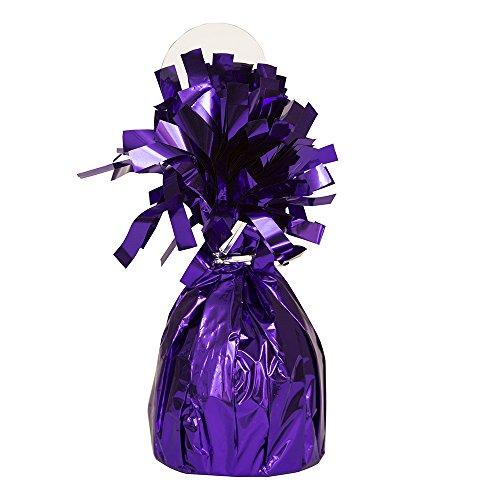 Unique 4949 Purple Balloon Weight