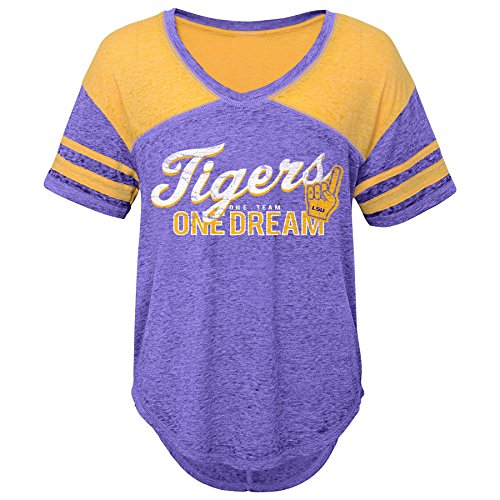 NCAA by Outerstuff NCAA Lsu Tigers Juniors