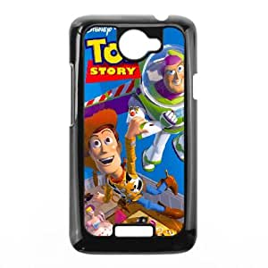 HTC One X Cell Phone Case Black Disneys Toy Story Phone cover Y4448708