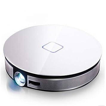 XUNMAIFPT Full HD Proyector, Proyector de proyector de Micro ...
