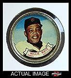 1964 Topps Coins # 80 Willie Mays San Francisco Giants (Baseball Card) Dean's Cards 3 - VG Giants