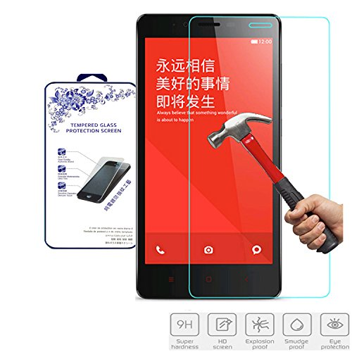 Nacodex - Xiaomi Hongmi (Redmi) Note 5.5 - Tempered Glass Screen Protector
