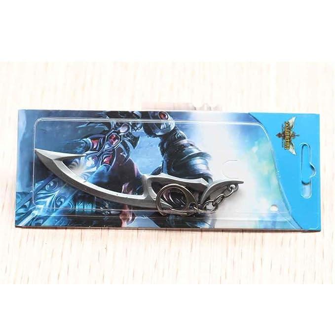 Amazon.com: League of Legends LOL Game Diana Weapon Pendant ...