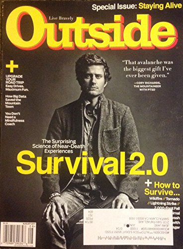 Outside Magazine (August, 2017) Special Issue: Staying Alive