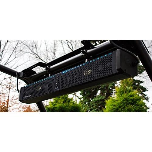 free shipping John Deere Gator XUV/RSX Hifonics 6-Speaker Powered