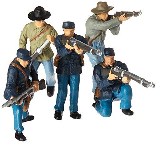 - Scene-A-Rama SP4345 Diorama American Civil War Soldiers Scene Setter