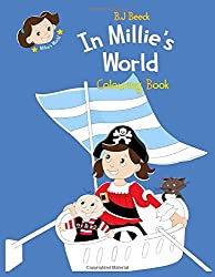 In Millie's World Colouring Book