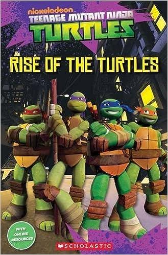 Teenage Mutant Ninja Turtles: Rise of the Turtles (Popcorn ...