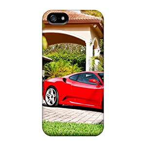 New Premium AlexandraWiebe Ferrari F430 Adv1 Wheels Skin Cases Covers Excellent Fitted For Iphone 5/5s
