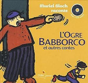 """Afficher """"L'Ogre Babborco et autres contes"""""""