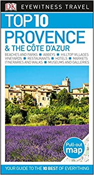 Book Top 10 Provence and the Cote D'Azur (DK Eyewitness Top 10 Travel Guides)