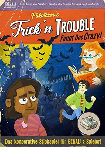 Frosted Games FRG00014 Trick'n Trouble, Mehrfarbig