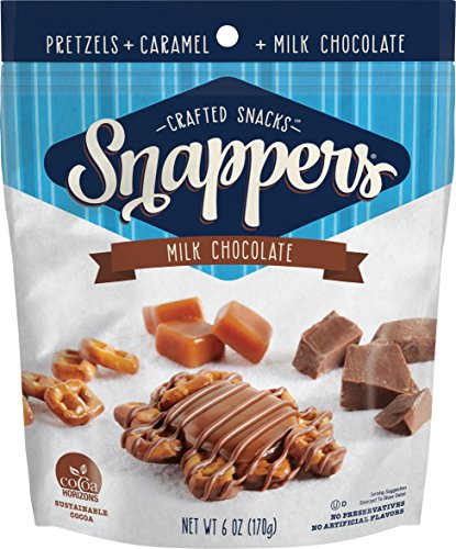Snappers Original Milk Chocolate, 6 Ounce