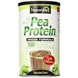 Naturade Pea Protein Diet Supplement Canister, Chocolate, 16.5 Ounce Carrier to shipping international usps, ups, fedex, dhl, 14-28 Day By Dragon Shopping
