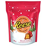 Reese Holiday Peanut Butter Candy Bells, 161-Gram
