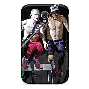 Protector Hard Phone Case For Samsung Galaxy S4 With Custom Lifelike Red Hot Chili Peppers Skin AlainTanielian