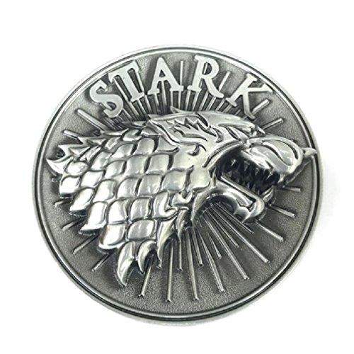 stark belt buckle - 2