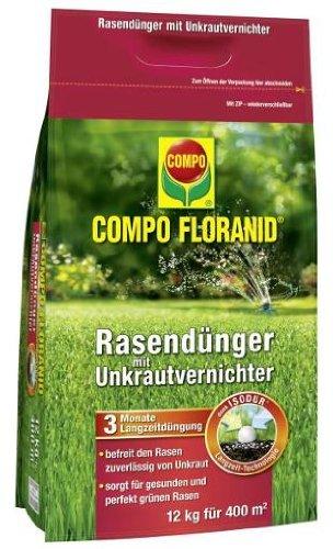 Rasendünger Mit Unkrautvernichter Test 2019 Auf Gartentippscom