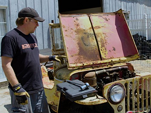 Project Update: The Garden Jeep CJ2A Engine Rehab