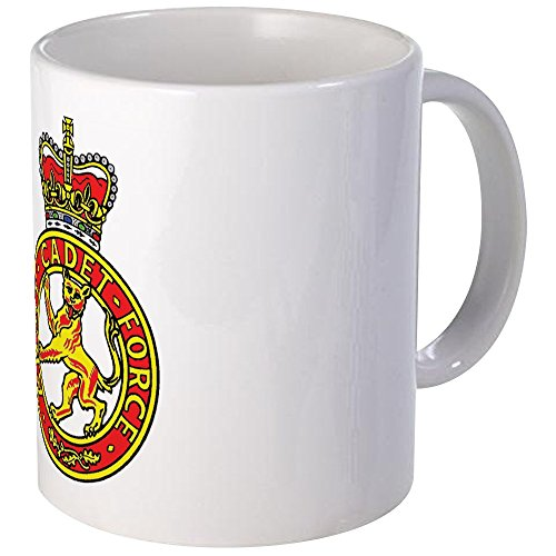 CafePress - Small Mug ACF Badge centre - Unique Coffee Mug, Coffee Cup