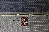 NEW Vito's Performance +2'' extended AXLE Yamaha Banshee + hub & axle nuts kit