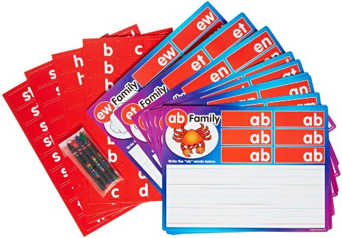 Word Family Words Mats (Scholastic 9780545302173 Word Family Words Mats)