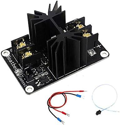 Lzndeal Módulo De Impresora 3D,Pieza para Calentar Cama,Accesorio ...